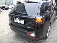Mitsubishi Outlander 3 задние фары
