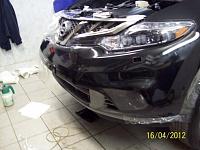 Nissan Murano защита