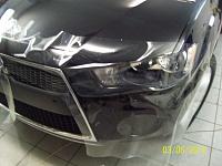 Mitsubishi Outlander ламинация
