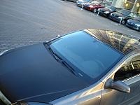 OPEL ASTRA G с эффектом карбона 3D и панорамной крышей