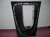 MERSEDES 211 мы оклеели детали салона пленкой 3D карбон и низ бампера черной матовой пленкой