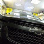 Chevrolet Cruze капот 4D рыбий глаз