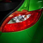 Mazda 2 оклейка черной матовой пленкой