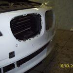 Защита кузова сохраняет внешний вид авто несколько лет.