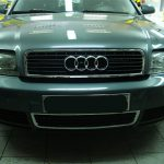 Audi A6. Тонирование фар.