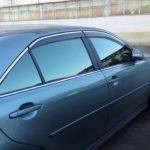 Зеркальная тонировка авто