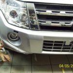Mitsubishi Pagero защита