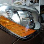 Оклейка агрессивной зоны полиуретановой пленкой вырезанной шаблонами под конкретную модель авто. Volvo XC60