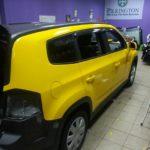 Chevrolet Orlando такси