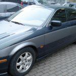 Jaguar. Стилизация пленкой 3D carbon.